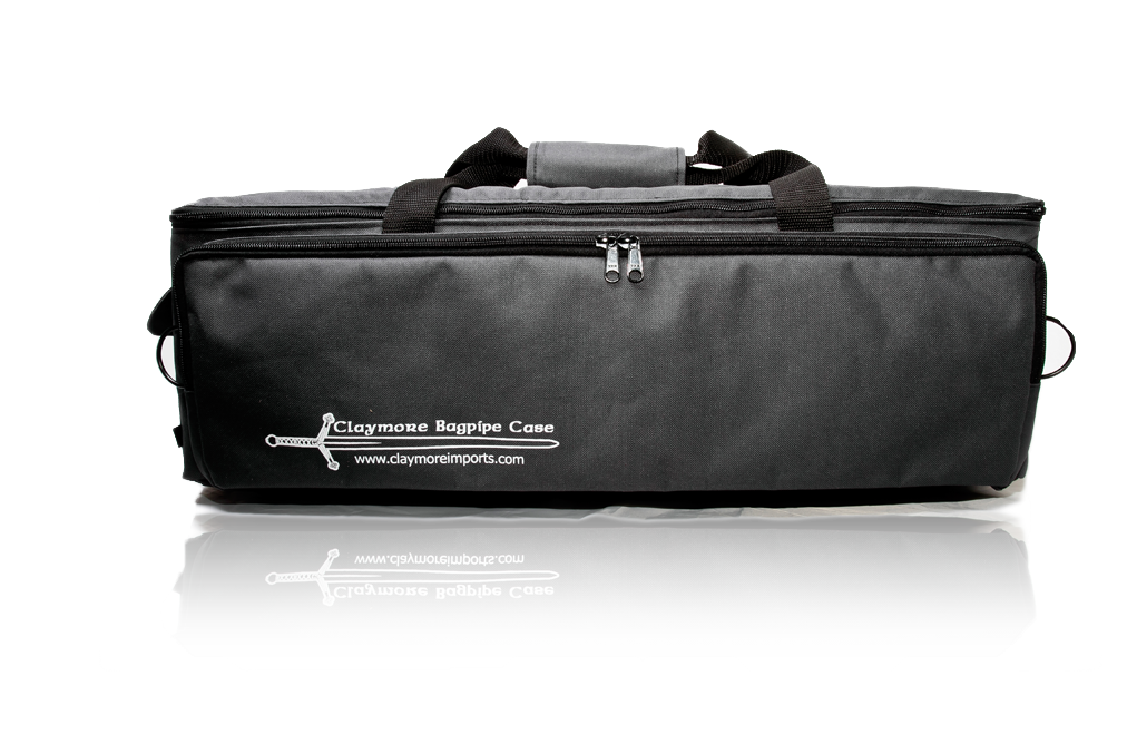 Claymore Bagpipe Case Grey